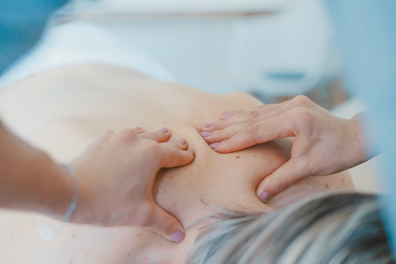 Holistic Body Massage Marylebone
