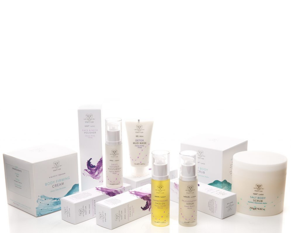 Holistic skin products marylebone