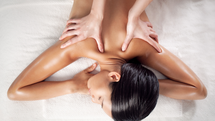 holisitc body massage marylebone